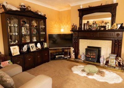 Bed & Breakfast, Sitting & TV Room