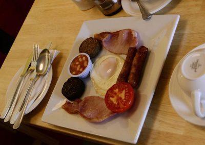 Station House Breakfast, Full Irish